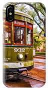 New Orleans Classique Oil IPhone Case