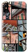New Orleans Collage 2 IPhone Case