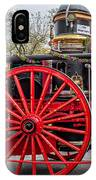 New Orleans Fire Department 1896 IPhone Case