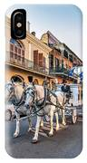 New Orleans Funeral IPhone Case