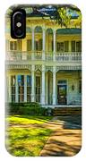 New Orleans Home - Paint IPhone Case
