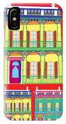 New Orleans Houses IPhone Case