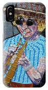 New Orleans Lady IPhone Case