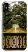 New Orleans Live Oak IPhone Case