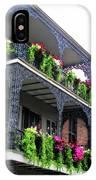 New Orleans Porches IPhone Case