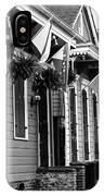 New Orleans Row Houses IPhone Case