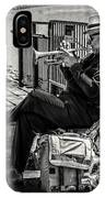 New Orleans Waterfront Jazz IPhone Case