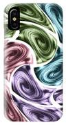 New Swirls IPhone Case