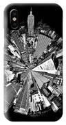 New York 2 Circagraph IPhone X Case