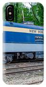 New York And Lake Erie Railroad IPhone Case