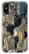 New  York Architecture IPhone Case