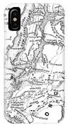 New York: Armies, 1776 IPhone Case
