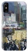New York City 1900s IPhone Case