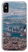 New York City Aerial IPhone Case