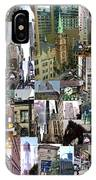 New York City Collage IPhone Case