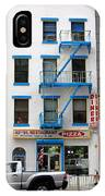 New York City Storefront 5 IPhone Case