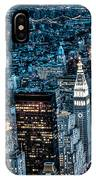 New York City Triptych Part 1 IPhone Case
