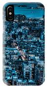 New York City Triptych Part 3 IPhone Case