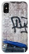 New York City Wall IPhone Case