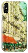 New York In The Forties IPhone Case