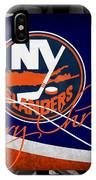 New York Islanders Christmas IPhone Case