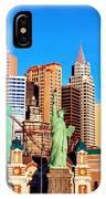 New York Nevada IPhone Case