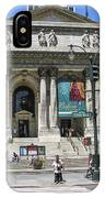 New York Public Library IPhone Case