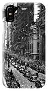 New York Ticker Tape Parade IPhone Case