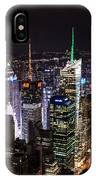 New York Times Square IPhone Case