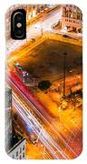 New York Traffic IPhone Case