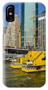 New York Water Taxi IPhone Case