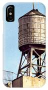 New York Water Tower 1 - New York Scenes  IPhone Case