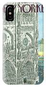 New Yorker August 13th, 1966 IPhone X Case