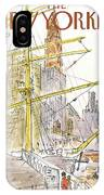 New Yorker August 31st, 1981 IPhone X Case