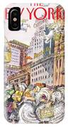 New Yorker December 13th, 1993 IPhone X Case