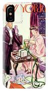 New Yorker December 14 1940 IPhone Case