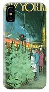 New Yorker December 14th, 1963 IPhone X Case