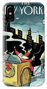 New Yorker December 15, 2008 IPhone Case