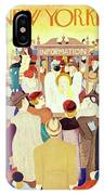 New Yorker December 2 1939 IPhone X Case