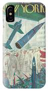 New Yorker December 9th, 1961 IPhone X Case