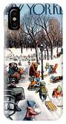 New Yorker February 26th, 1955 IPhone Case
