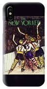 New Yorker January 13 1940 IPhone X Case