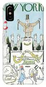 New Yorker January 17th, 1959 IPhone X Case