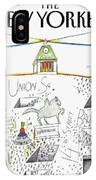 New Yorker January 19th, 1981 IPhone X Case