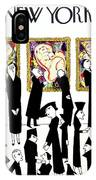 New Yorker January 29 1938 IPhone X Case