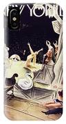 New Yorker January 30 1937 IPhone Case