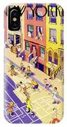 New Yorker July 9 1938 IPhone Case