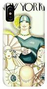 New Yorker June 12 1926 IPhone X Case