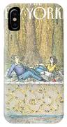 New Yorker June 15th, 1992 IPhone Case