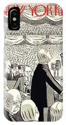 New Yorker June 22 1940 IPhone X Case